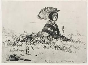 James McNeill Whistler (After) - En Plein Soleil