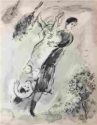 Marc Chagall (After) - Prodige Opere pa L
