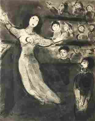 Marc Chagall (After) - Decameron I