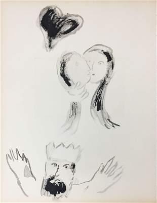 Marc Chagall (After) - Decameron III