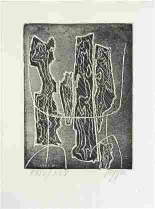 Robert Crippa - Untitled II