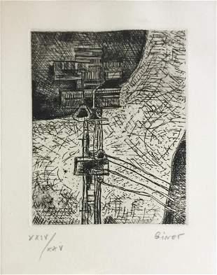 Henri Ginet - Untitled VIII