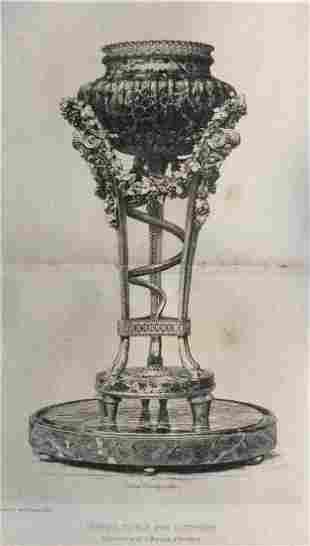 Jules Ferdinand Jacquemart - A Tripod
