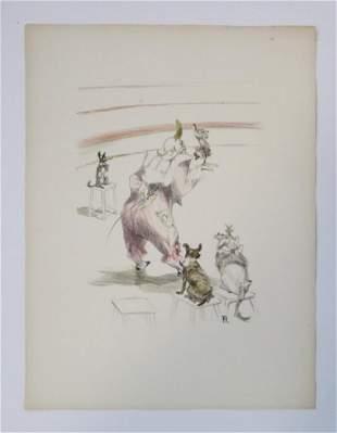 Pablo Roiq Cisa - Untitled 13 from Le Cirque