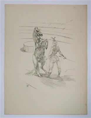 Pablo Roiq Cisa - Untitled 14 from Le Cirque