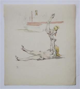 Pablo Roiq Cisa - Untitled 15 from Le Cirque