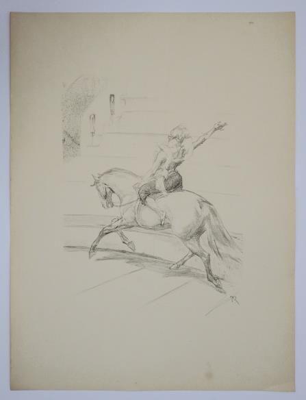 Pablo Roiq Cisa - Untitled 17 from Le Cirque