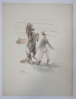 Pablo Roiq Cisa - Untitled 19 from Le Cirque
