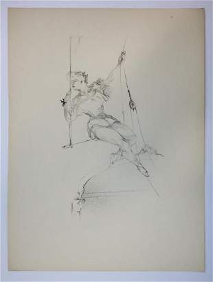 Pablo Roiq Cisa - Untitled 23 from Le Cirque