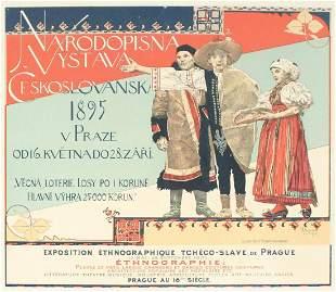 Vojtech Hynais - Narodopisna Vystava Ceskoslovanska