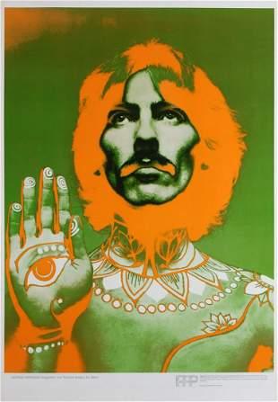 Richard Avedon - George Harrison