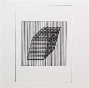 "Sol Lewitt - Untitled XX from ""Ficciones: Jorge Luis"