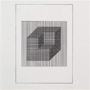 "Sol Lewitt - Untitled XXI from ""Ficciones: Jorge Luis"