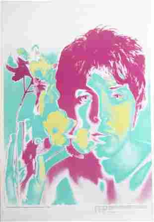 Richard Avedon - Paul McCartney