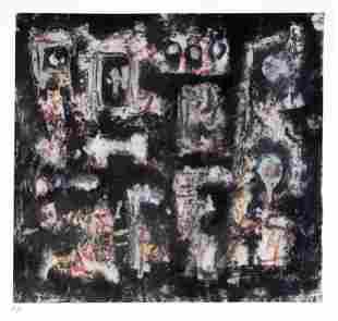 Jackson Pollock (After) - Tavola 34