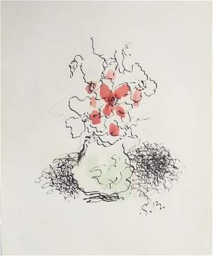 Georges Braque - Le Bouquet