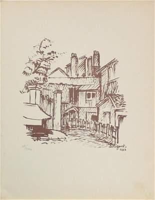Raphael Diligent (After) - Rue du Chevalier de la Barre