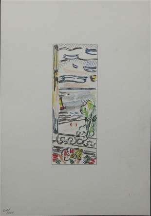 Roy Lichtenstein - View from the Window