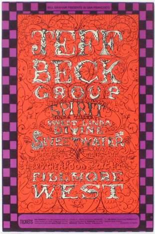 Lee Conklin - Jeff Beck Group