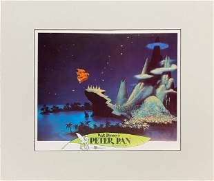 Disney - Peter Pan Serigraph Cel III