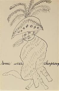 Andy Warhol - Some Wear Chapeaux