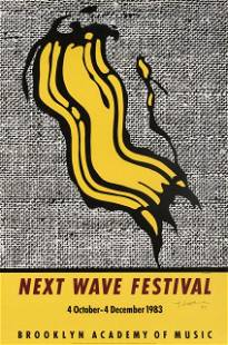 Roy Lichtenstein - Next Wave Festival