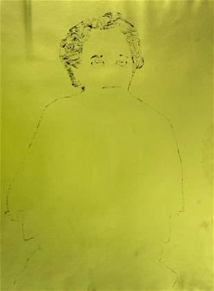 Andy Warhol - A Gold Book XI