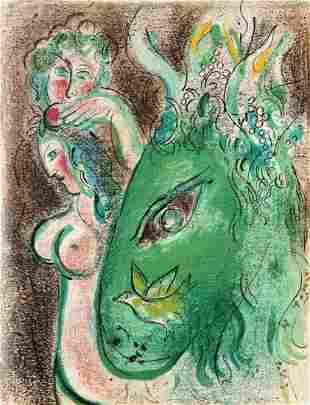 Marc Chagall - Paradise II