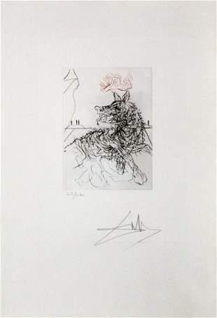 Salvador Dali - Richard III