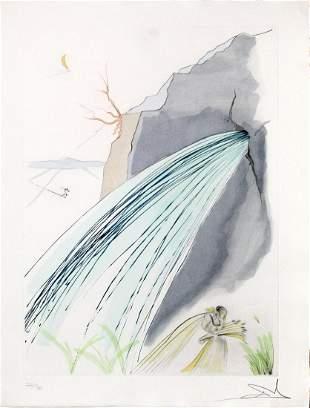 Salvador Dali - The Rock