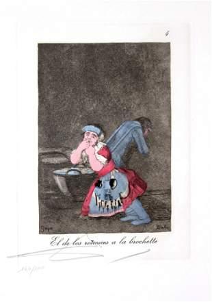 Salvador Dali - El de los ronones a la brochette
