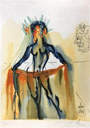 Salvador Dali - Venus