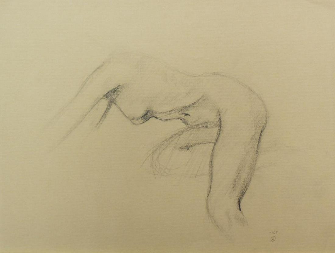 Bo Bartlett - Untitled Figure Study V