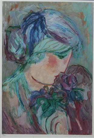 Barbara A Wood - Untitled