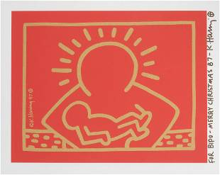 Keith Haring - Very Special Christmas