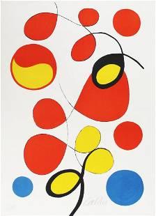 Alexander Calder - Balloons and Kites