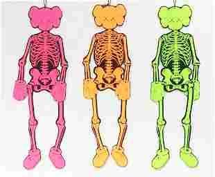 KAWS - Companion Skeleton