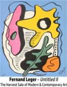 Fernand Leger - Untitled II