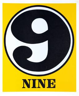 Robert Indiana - Nine