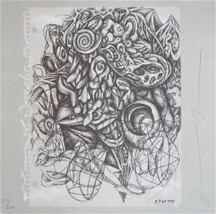 Jonathan Borofsky - Untitled