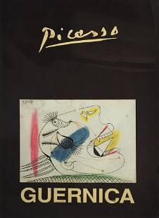 Pablo Picasso - Guernica Book Cover
