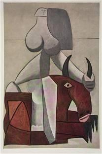 Pablo Picasso - L'Enlevement D'Europe
