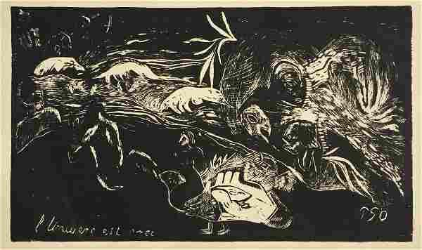 Paul Gauguin - L'Univers est Cree