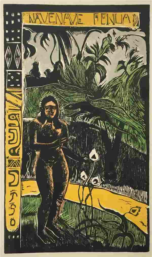 Paul Gauguin - Nave Nave Fenua