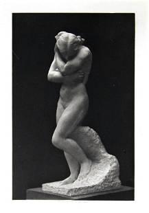 Auguste Rodin - Eve