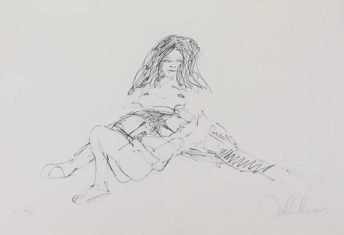 """John Lennon - Untitled from """"One Bag"""""""