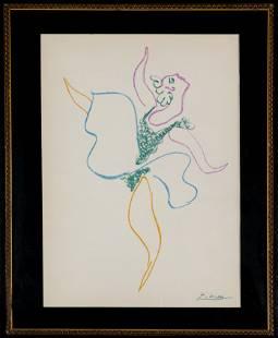 Pablo Picasso - Le Ballet