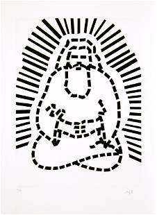Roy Lichtenstein - Passage du Nord-Ouest (Guru)