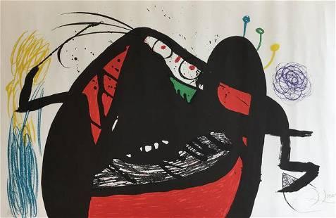 Joan Miro - L'aieule des 10000 ages
