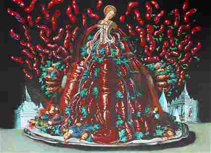 Salvador Dali - Autumn Cannibalisms